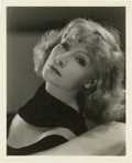 """Movie Posters:Comedy, Greta Garbo Studio Portrait by Clarence Sinclair Bull (MGM, 1930s).Still (8"""" X 10"""")...."""