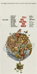 """Movie Posters:Comedy, It's a Mad, Mad, Mad, Mad World (United Artists, 1963). Three Sheet(41"""" X 81"""")...."""