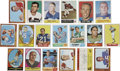 Football Cards:Lots, 1964-1969 Football Card Collection (484). ...