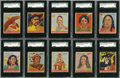 Non-Sport Cards:General, 1933 Goudey Indian Gum Collection (148). ...