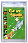 Bronze Age (1970-1979):Cartoon Character, Casper and Spooky #1 File Copy (Harvey, 1972) CGC NM 9.4 Off-whiteto white pages....