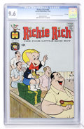 Silver Age (1956-1969):Humor, Richie Rich #63 File Copy (Harvey, 1967) CGC NM+ 9.6 Off-white to white pages....