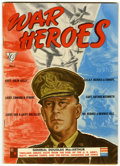 Golden Age (1938-1955):War, War Heroes #1 (Dell, 1942) Condition: FN/VF....