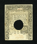 Colonial Notes:Connecticut, Connecticut March 1, 1780 10s Choice New, HOC....