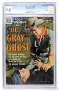 Silver Age (1956-1969):Western, Four Color #1000 The Gray Ghost - File Copy (Dell, 1959) CGC NM+9.6 Cream to off-white pages....