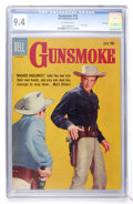 Silver Age (1956-1969):Western, Gunsmoke #15 File Copy (Dell, 1959) CGC NM 9.4 Off-white pages....