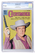 Silver Age (1956-1969):Western, Gunsmoke #19 File Copy (Dell, 1960) CGC NM+ 9.6 Off-white to whitepages....
