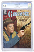 Silver Age (1956-1969):Western, Gunsmoke #21 File Copy (Dell, 1960) CGC NM+ 9.6 Off-white pages....
