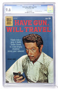Silver Age (1956-1969):Western, Have Gun, Will Travel #6 File Copy (Dell, 1960) CGC NM+ 9.6Off-white pages....