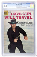 Silver Age (1956-1969):Western, Four Color #1044 Have Gun Will Travel - File Copy (Dell, 1959) CGCNM 9.4 Off-white to white pages....