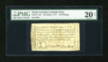 Colonial Notes:North Carolina, North Carolina December, 1771 30s PMG Very Fine 20 NET....