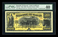 Large Size:Demand Notes, $20 Republic of Hawaii Gold Certificate 1895 (1899) Pick 8b PMGExtremely Fine 40....