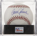 Autographs:Baseballs, Tom Seaver Signed Baseball PSA Gem Mint 10....