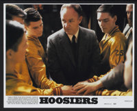 """Hoosiers (Orion, 1986). Mini Lobby Card Set of 8 (8"""" X 10). Sports.... (Total: 8 Items)"""