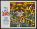 """Movie Posters:Historical Drama, Cleopatra (Paramount, R-1952). Lobby Card Set of 8 (11"""" X 14"""").Historical Drama.... (Total: 8 Items)"""