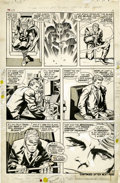 Original Comic Art:Panel Pages, Jack Kirby and Vince Colletta Thor #158 page 3 Original Art(Marvel, 1968)....
