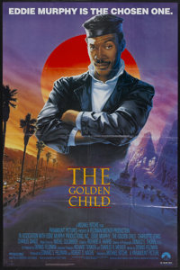 """The Golden Child (Paramount, 1986). One Sheet (27"""" X 41""""). Action"""