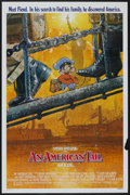 "Movie Posters:Animated, An American Tail (Universal, 1986). One Sheet (27"" X 41"").Animated...."