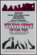 "Movie Posters:Rock and Roll, Celebration at Big Sur (20th Century Fox, 1971). One Sheet (27"" X 41""). Rock and Roll.. ..."