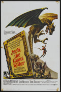 """Movie Posters:Fantasy, Jack the Giant Killer (United Artists, 1962). One Sheet (27"""" X41""""). Fantasy...."""