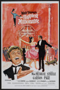 """Movie Posters:Musical, The Happiest Millionaire Lot (Buena Vista, 1967). One Sheets (5) (27"""" X 41""""). Musical.... (Total: 5 Items)"""