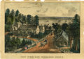 "Antiques:Posters & Prints, Currier & Ives: ""The Western Farmers Home""...."