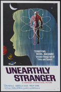 "Movie Posters:Science Fiction, Unearthly Stranger (American International, 1964). One Sheet (27"" X41""). Science Fiction...."