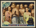 "Movie Posters:Academy Award Winner, Mutiny On The Bounty (MGM, 1935). Lobby Card (11"" X 14""). AcademyAward Winner...."