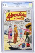 Silver Age (1956-1969):Superhero, Adventure Comics #283 (DC, 1961) CGC NM 9.4 Off-white pages....