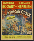 "Movie Posters:Adventure, The African Queen (United Artists, 1952). Window Card (14"" X 17""). Adventure...."