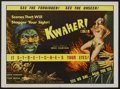 "Movie Posters:Documentary, Kwaheri (Afromerica Films, 1965). Half Sheet (22"" X 28""). Documentary...."