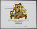 """Movie Posters:Crime, The Sting (Universal, 1974). Half Sheet (22"""" X 28""""). Crime...."""