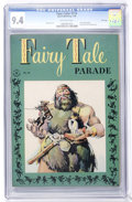 Golden Age (1938-1955):Funny Animal, Four Color #114 Fairy Tale Parade - File Copy (Dell, 1946) CGC NM9.4 Off-white pages....