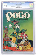 Golden Age (1938-1955):Funny Animal, Pogo Possum #7 File Copy (Dell, 1951) CGC NM 9.4 Cream to off-whitepages....