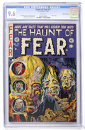 Golden Age (1938-1955):Horror, Haunt of Fear #17 Gaines File pedigree 6/12 (EC, 1953) CGC NM+ 9.6White pages....