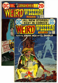 Bronze Age (1970-1979):Western, Weird Western Tales #13 and 17 Group (DC, 1972-73) Condition: Average VF/NM.... (Total: 2)