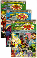 Silver Age (1956-1969):Horror, House of Mystery Group (DC, 1966).... (Total: 6)