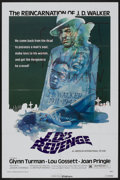 "Movie Posters:Blaxploitation, J.D.'s Revenge (American International, 1976). One Sheet (27"" X41""). Blaxploitation...."
