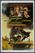 """Movie Posters:Western, Once Upon A Time in the West (Paramount, 1969). International One Sheet (27"""" X 41""""). Western...."""