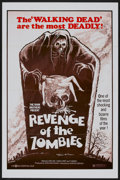 "Movie Posters:Horror, Revenge of the Zombies (World Northal, 1981). International One Sheet (27"" X 41"") Flat-Folded. Horror...."