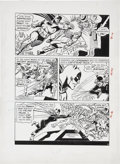 Original Comic Art:Panel Pages, Carmine Infantino and Murphy Anderson The Catwoman's CatnappingCaper, page 9 Original Art (DC, 1966)....