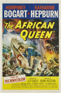 """Movie Posters:Adventure, The African Queen (United Artists, 1952). One Sheet (27"""" X 41"""")...."""