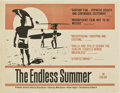 "Movie Posters:Sports, The Endless Summer (Cinema V, 1966). Half Sheet (22"" X 28"")...."