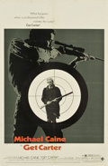 "Movie Posters:Crime, Get Carter (MGM, 1971). One Sheet (27"" X 41"")...."