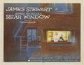 "Movie Posters:Hitchcock, Rear Window (Paramount, 1954). Half Sheet (22"" X 28"") Style B...."