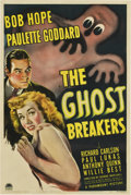 "Movie Posters:Comedy, The Ghost Breakers (Paramount, 1940). One Sheet (27"" X 41"")...."