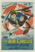 "Movie Posters:Drama, The Air Circus (Fox, 1928). One Sheet (27"" X 41"")...."