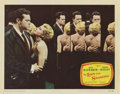 "Movie Posters:Film Noir, The Lady From Shanghai (Columbia, 1947). Lobby Card (11"" X 14"")...."