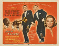 "Movie Posters:Musical, High Society (MGM, 1956). Title Lobby Card (11"" X 14"")...."