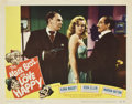 "Movie Posters:Comedy, Love Happy (United Artists, 1950). Lobby Card (11"" X 14"")...."